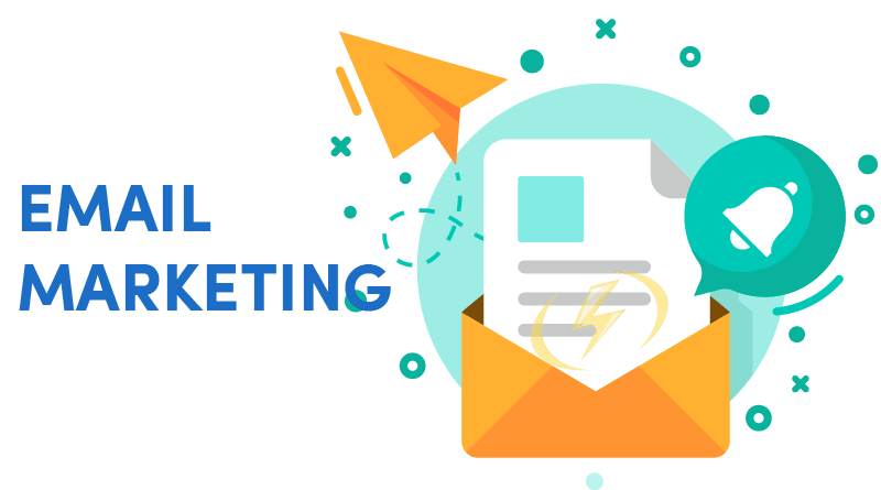 Dịch vụ Digital Marketing - Marketing Online tổng thể với Email Marketing